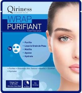 Qiriness Wrap Purifiant