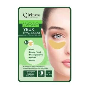 Qiriness Wrap Yeux Hyal-Éclat