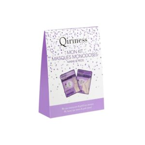 Qiriness KIT MASQUES MONODOSES CORPS