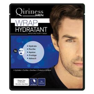 Qiriness MEN WRAP HYDRATANT